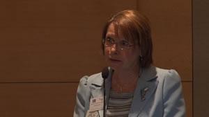 Évelyne Baillon-Javon, directrice du pôle prévention et promotion de la santé, agence régionale de Santé (ARS) Île-de-France